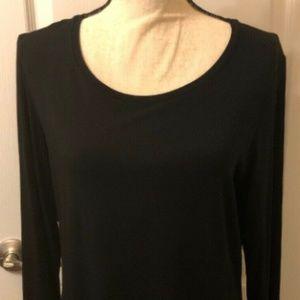 Eva & Claudi Danish Design  Knit Top Size XL